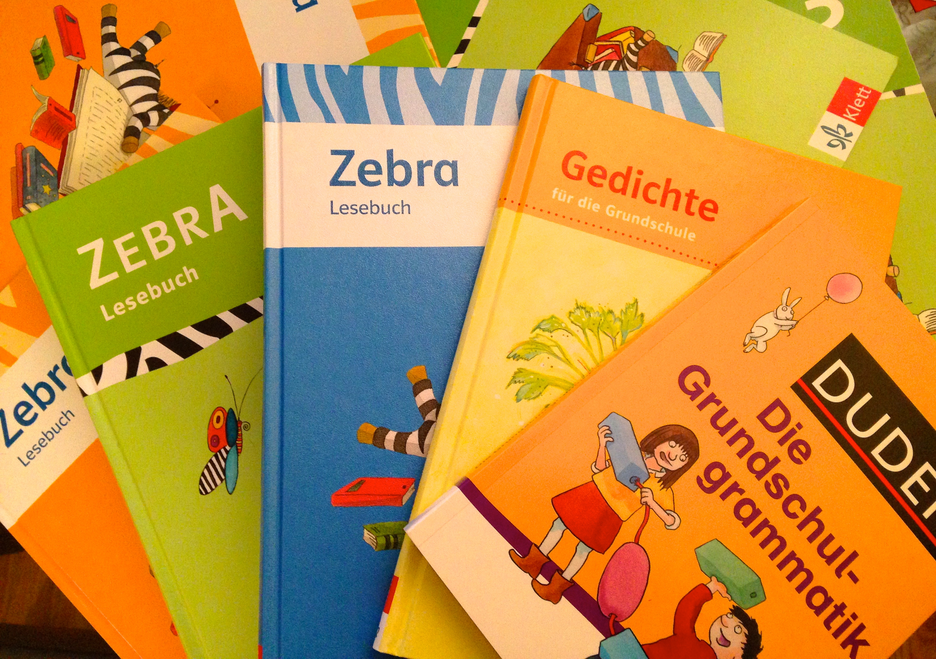 Book Grant From The Zfa German School Of Madison